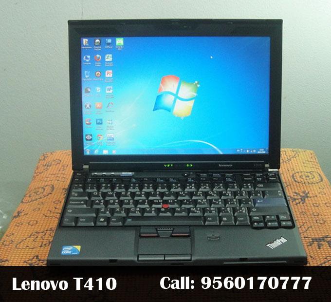 Lenovo ThinkPad T410 Laptop (Core i5) Laptop on rent in Gurugram